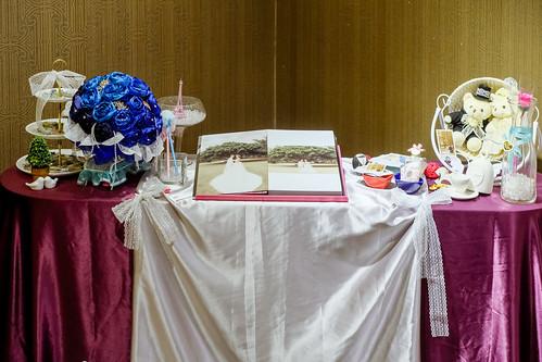 [高雄宴客場地推薦] 到尊龍大飯店參加好友婚禮幸福100% (3)