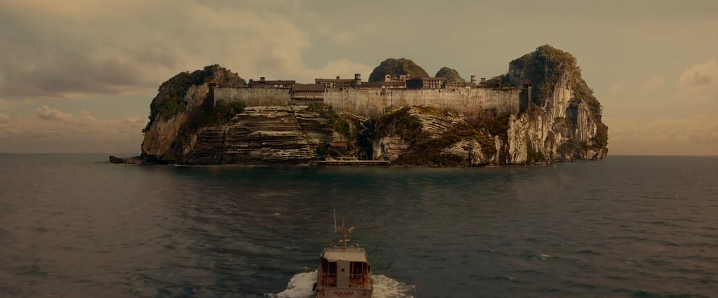 Mechanic Resurrection prison