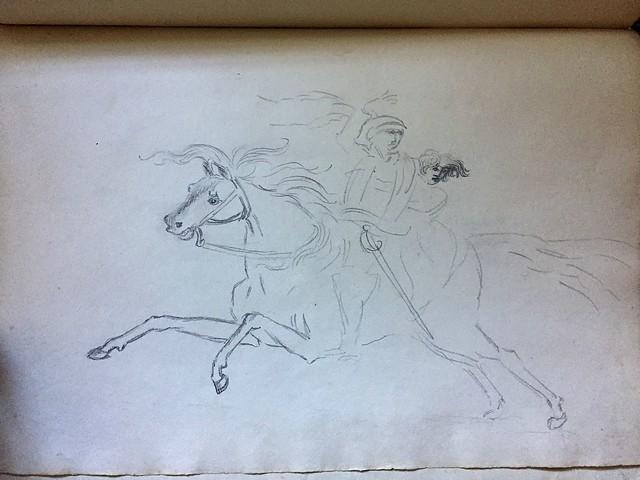 leonora sketch