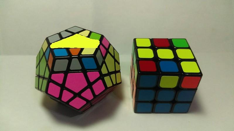 五魔方頂層解法-3
