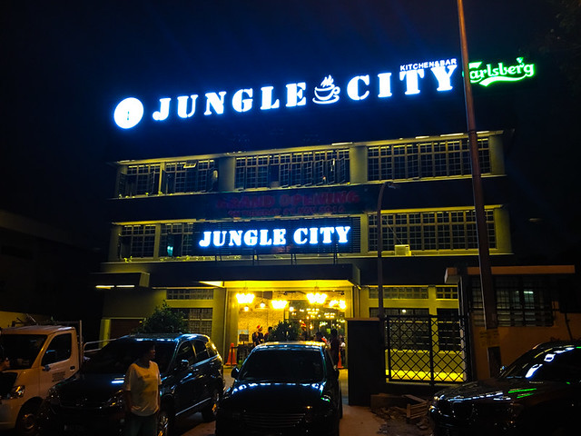 The Jungle City Kepong