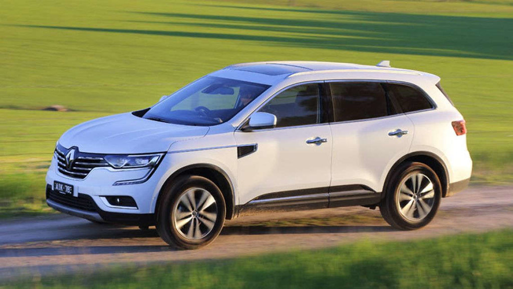 2016 renault koleos intens australia 39 s auto sales sept flickr. Black Bedroom Furniture Sets. Home Design Ideas