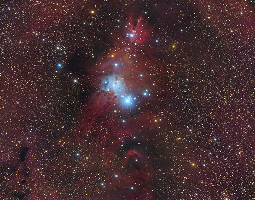 NGC2264 | by Chuck Manges