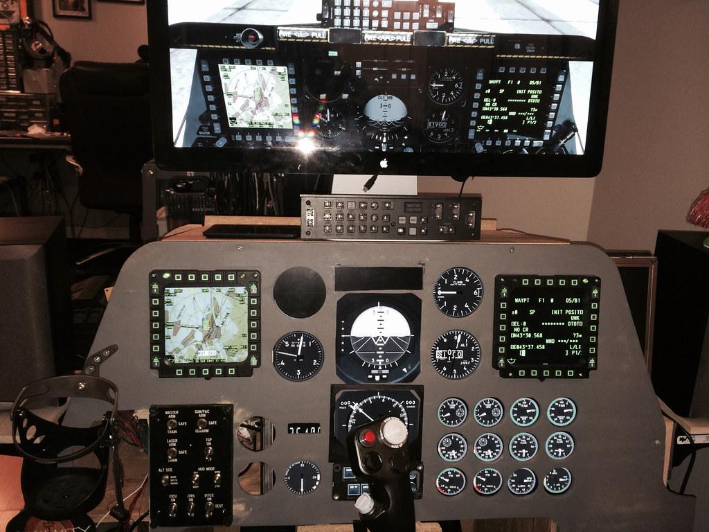 A10C Flight Simulator | Wayne LeFevre | Flickr