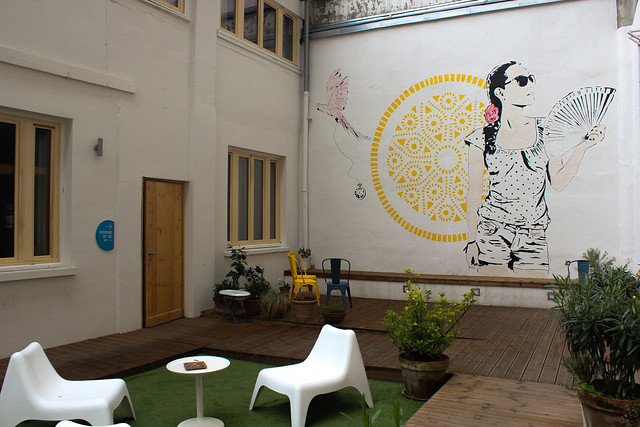 SLO living hostel de Lyon