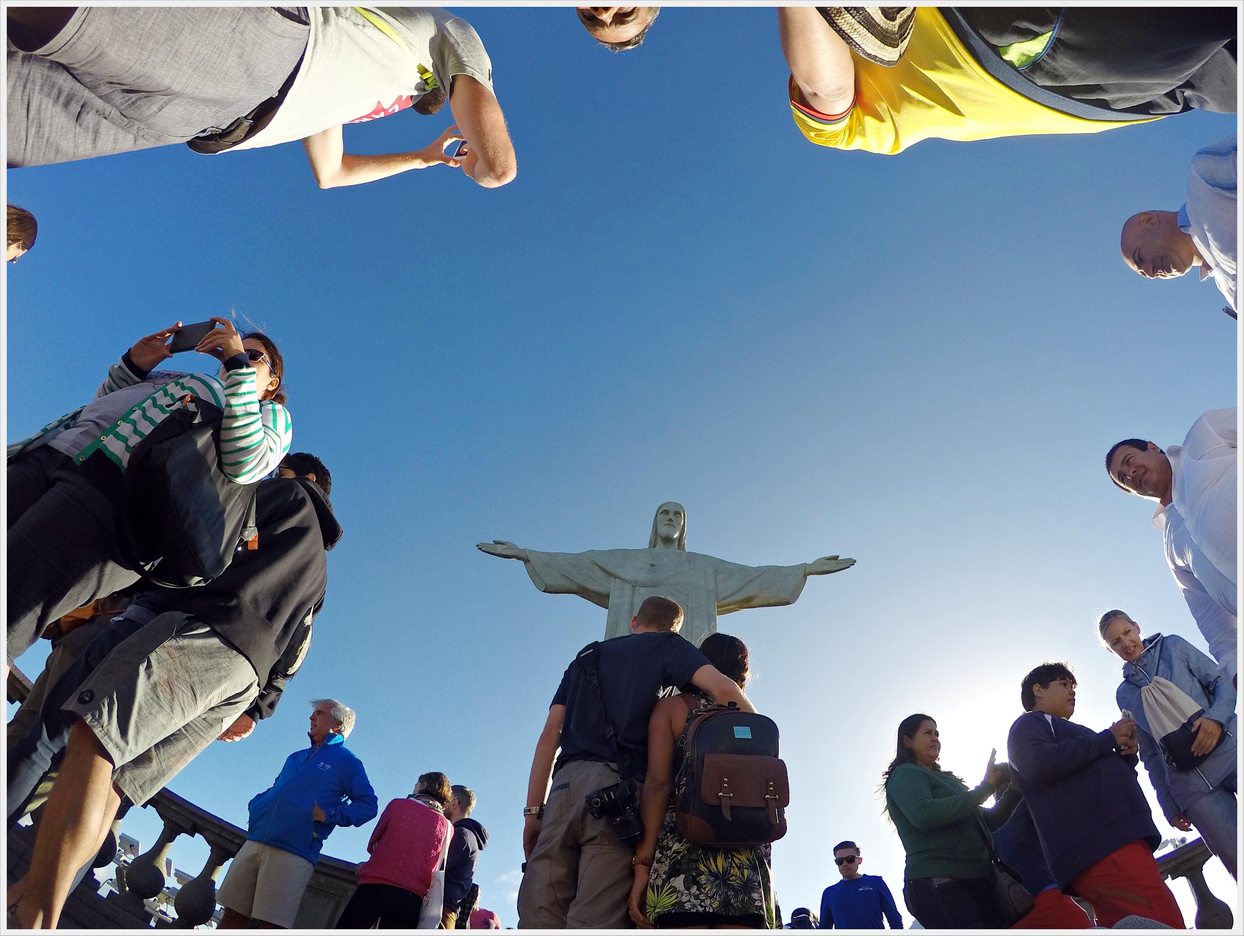 2016 Rio de Janeiro - Christ the Redeemer