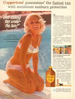 1964 Coppertone Suntan Lotion Advertisement Playboy June 1964 | by SenseiAlan