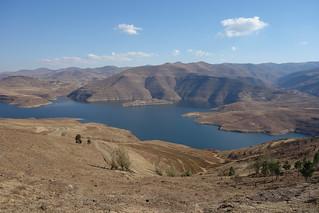 Barragem Katse, Lesoto