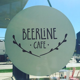 beerline sign | by vegan.chai