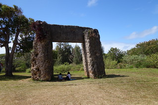 Haamongaa Maui, Tonga