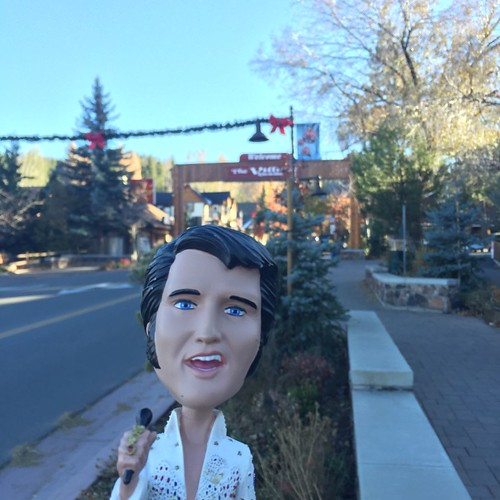Elvis in Big Bear