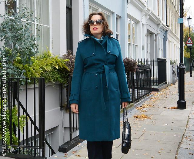 40+ wool coat