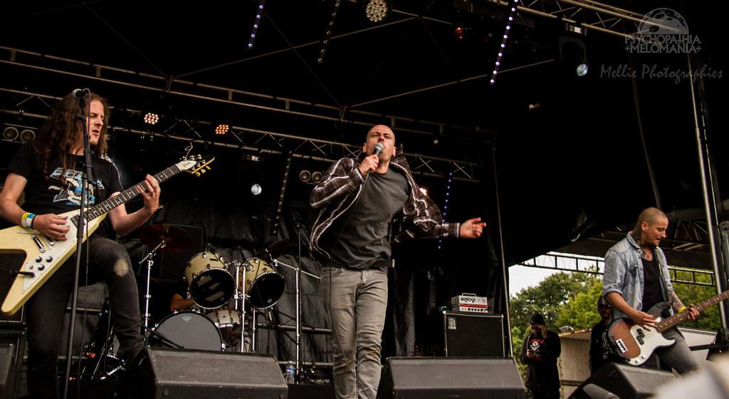 Verbal Razors @Motocultor Festival 2015, Kerboulard, Saint-Nolff 16/08/2015