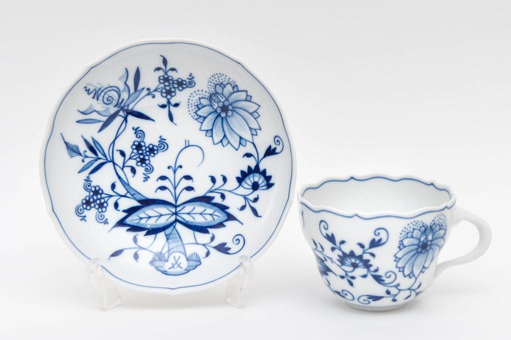 Blue Onion / Meissen