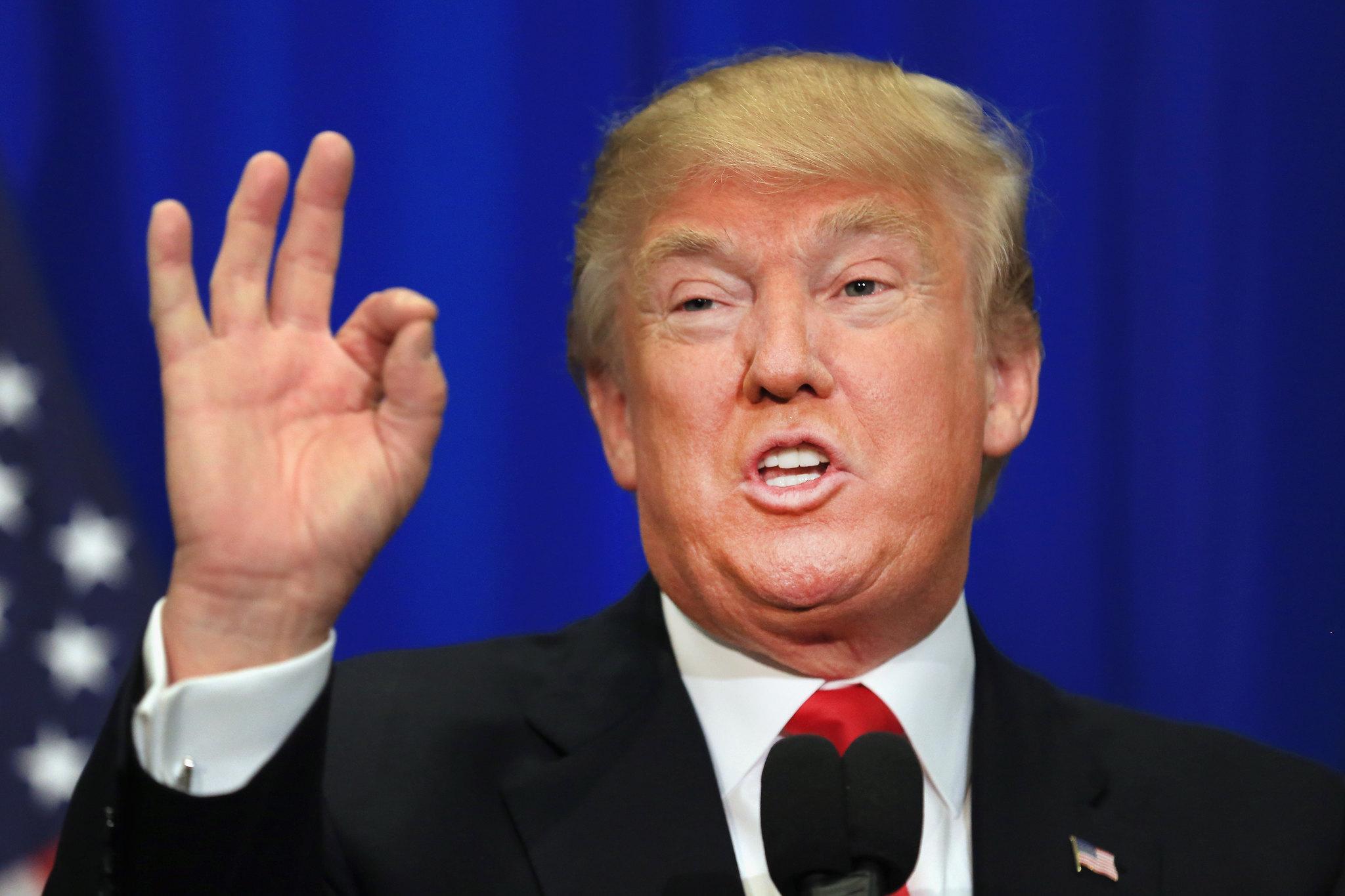 Debate sobre los primeros 100 días de Trump