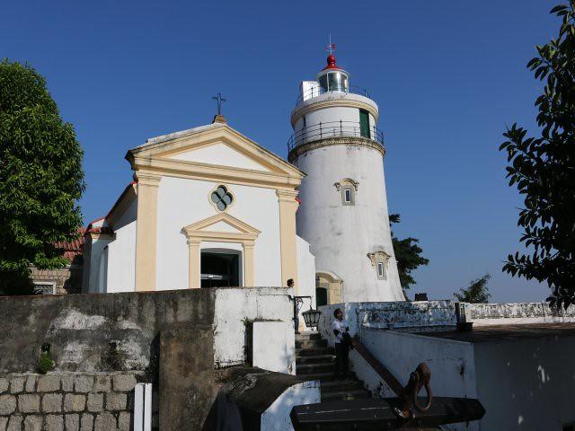 fortareaza guia 2 obiective turistice macao