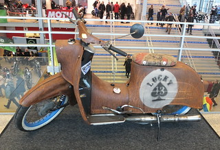 Simson Schwalbe Ratte | by Zappadong