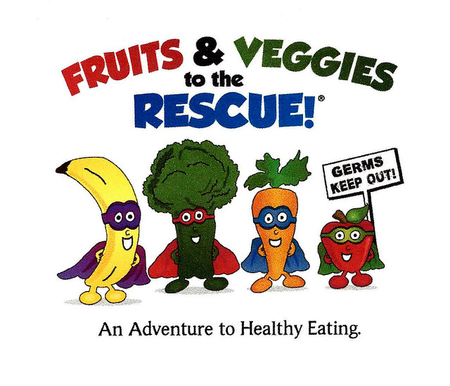 Fruits and Veggies to the Rescue