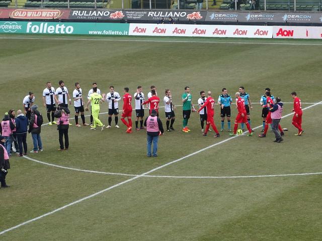 Parma - Santarcangelo 1-0