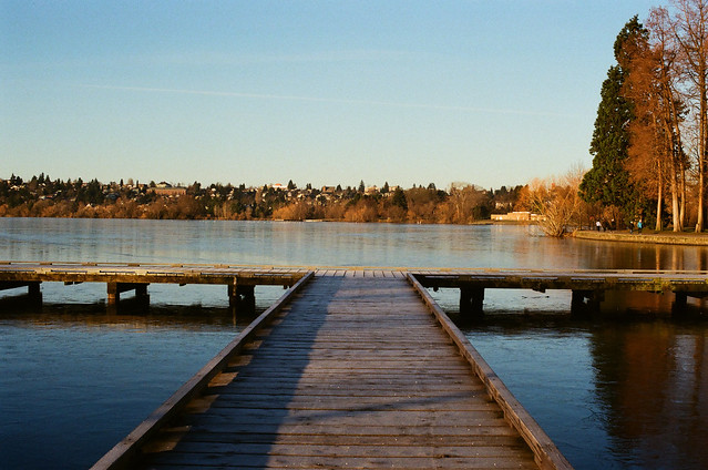 Greenlake Dock