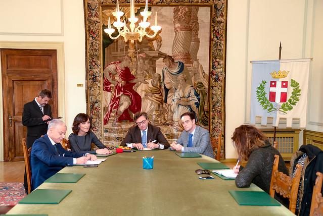 CDN Treviso 1 - Conferenza stampa 20 gennaio 2017