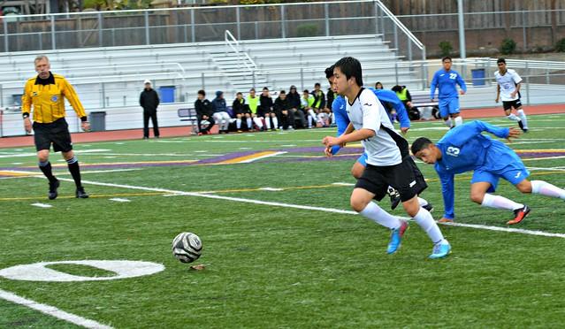 Boys Soccer: MVHS Vs. Santa Clara