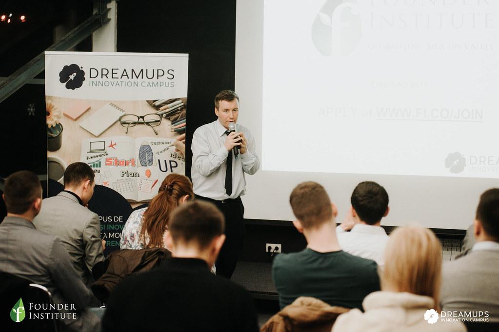 Ukrainian Startup Night in Moldova