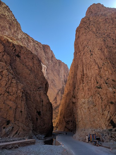 Todgha Gorge - Tinghir, Morocco