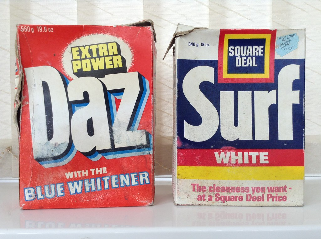 """Extra Power"" Daz and ""Square Deal"" Surf - Which would you rather be?"