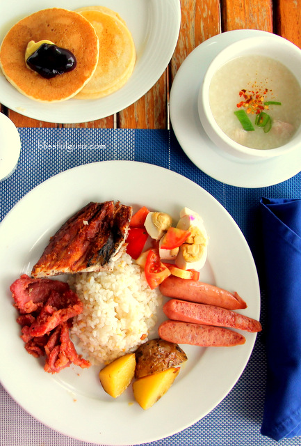 Thunderbird Resort La Union Breakfast