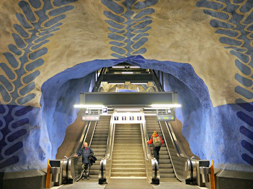 Stockholm T Bana