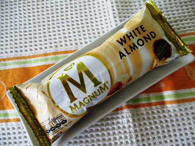 Magnum white almond 1