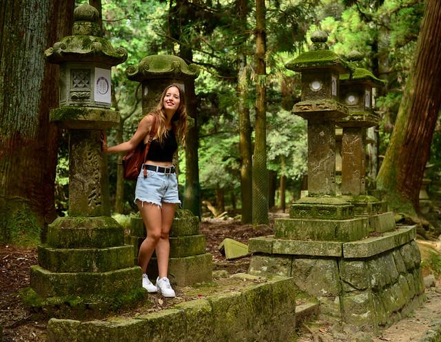 Paseando por Nara y sus templos