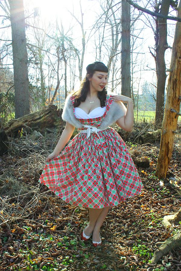 bernie dexter christmas dress