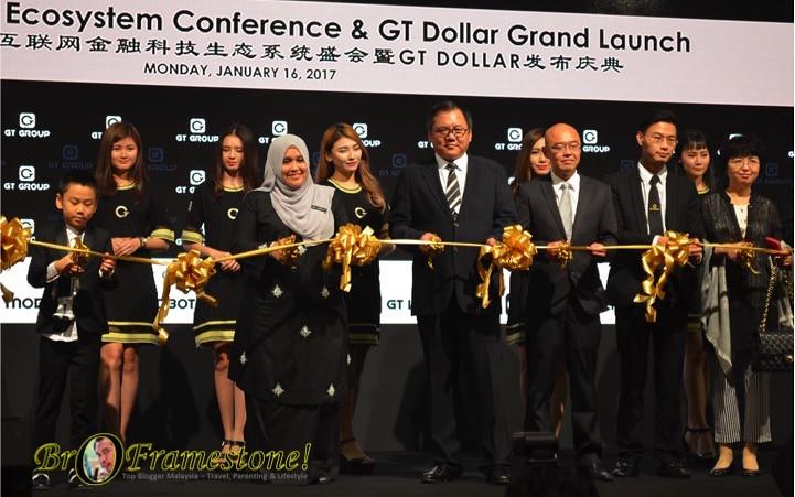 Majlis Pelancaran GT Dollar