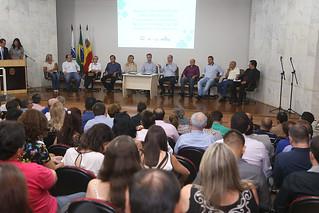 Reunião com Prefeitos e Gestores de Saúde. Maringá, 14/01/2017. Foto: Erasmo salomão. Ascom/MS
