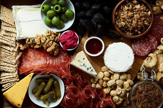 How-to Make an Epic Paleo-ish Meat and Cheese Board