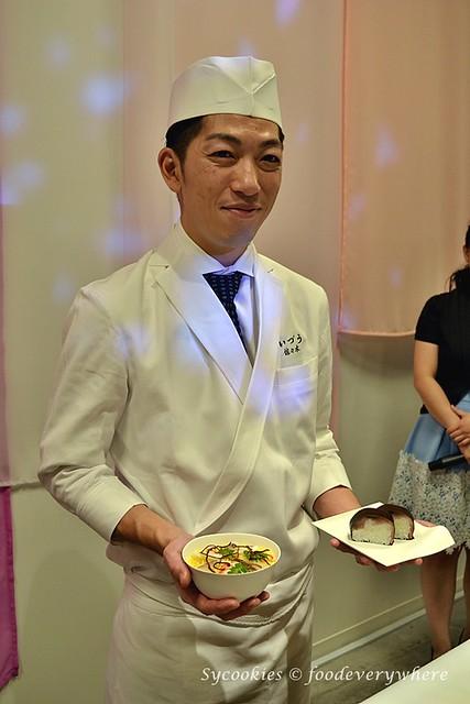 1.Flavour of Hanami @ ISETAN the Japan Store KL