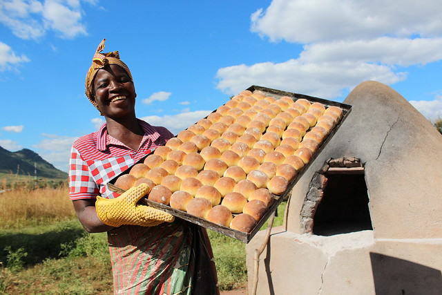 Supporting Food Security with Soybean Bread