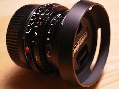 Color-Skopar 35mm F2.5 PII (GXR A12 50mm Macro) 1