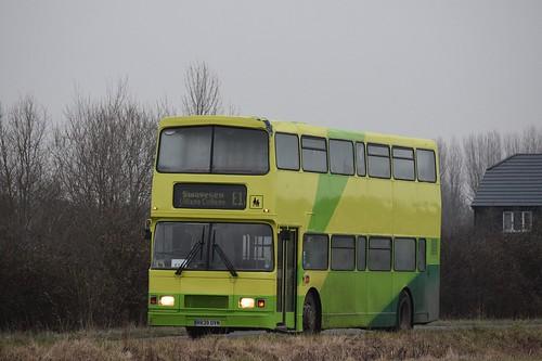 Cambridge Bus R839ovn Cambridge Bus Amp Coach Company