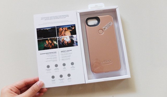 lumee case from beyond the box