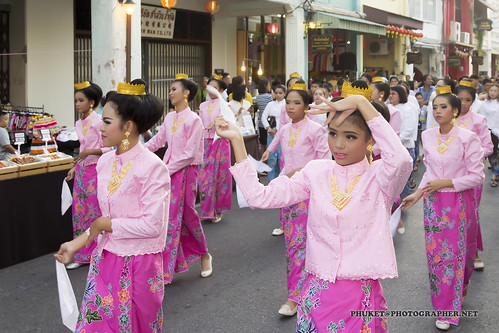 People of Old Phuket Festival. 2-4 February, 2017 | by forum.linvoyage.com