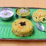 Millet biryani/Little millet biryani recipe