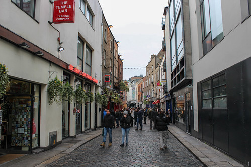 Temple Bar district, Dublin | by Timon91