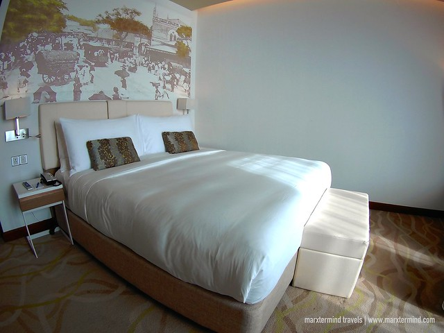 Our Dream Ocean Room at OZO Colombo