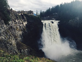 Snoqualmie Falls | by lady3jenn