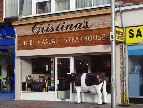 Cristina's, Barking, London IG11