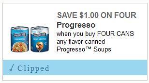 Progresso Soup at Meijer