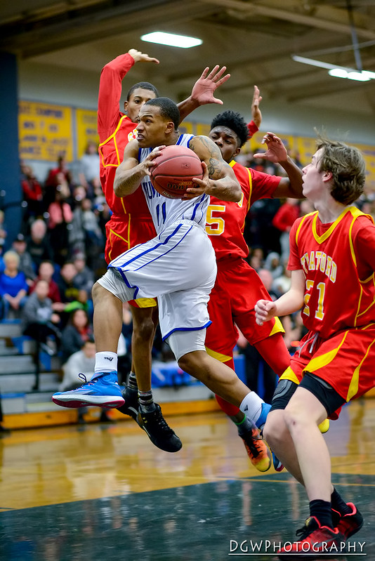 Bunnell vs. Stratford High - High School Basketball